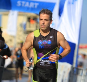 Ran Kaufman Triathlon