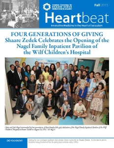 publications - heartbeat fall 2015