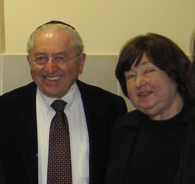 Lea-and-Rabbi-Jacob-Friedman