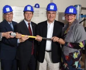 Helmsley Neurological Center Opening at Shaare Zedek