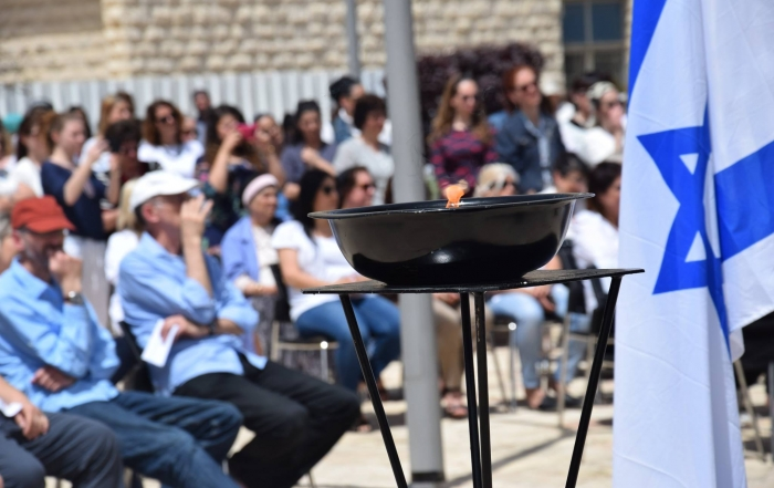 Yom HaZikaron 2017: Remembering the Fallen on Memorial Day at Shaare Zedek