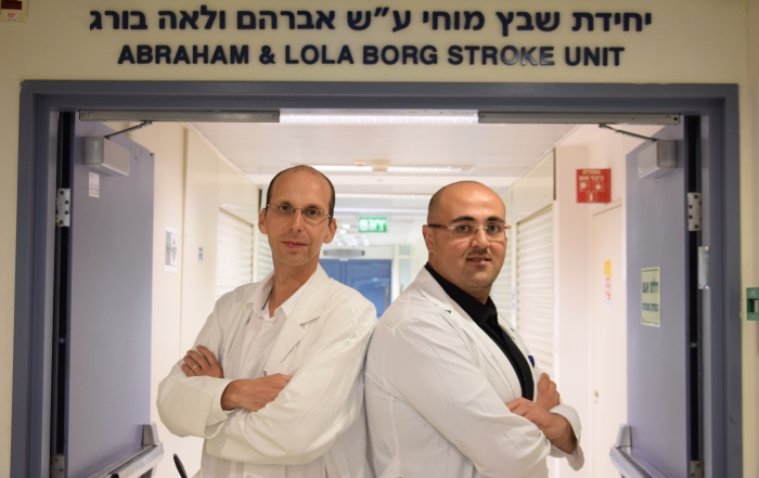 Stroke Research at Shaare Zedek Points to New Ways of Limiting Impairment
