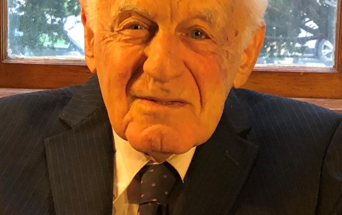 Meet Hermann Kaiser, Lev Tov Honoree at our 2018 Heart of Jerusalem Dinner