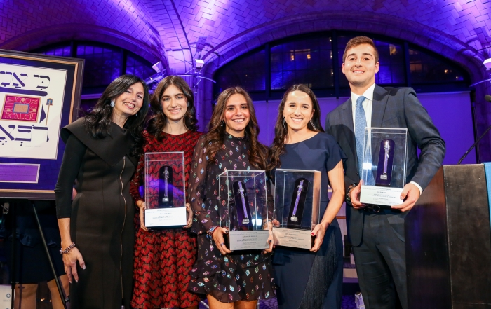 Four Young Leaders We're Proud to Honor in 2018