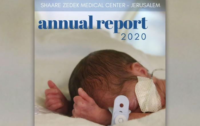 Shaare Zedek Medical Center Annual Report 2020