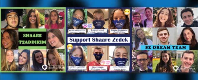 Shaare Zedek's College Virtual Run
