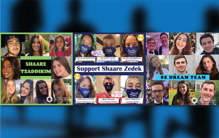 Shaare Zedek College Virtual Run